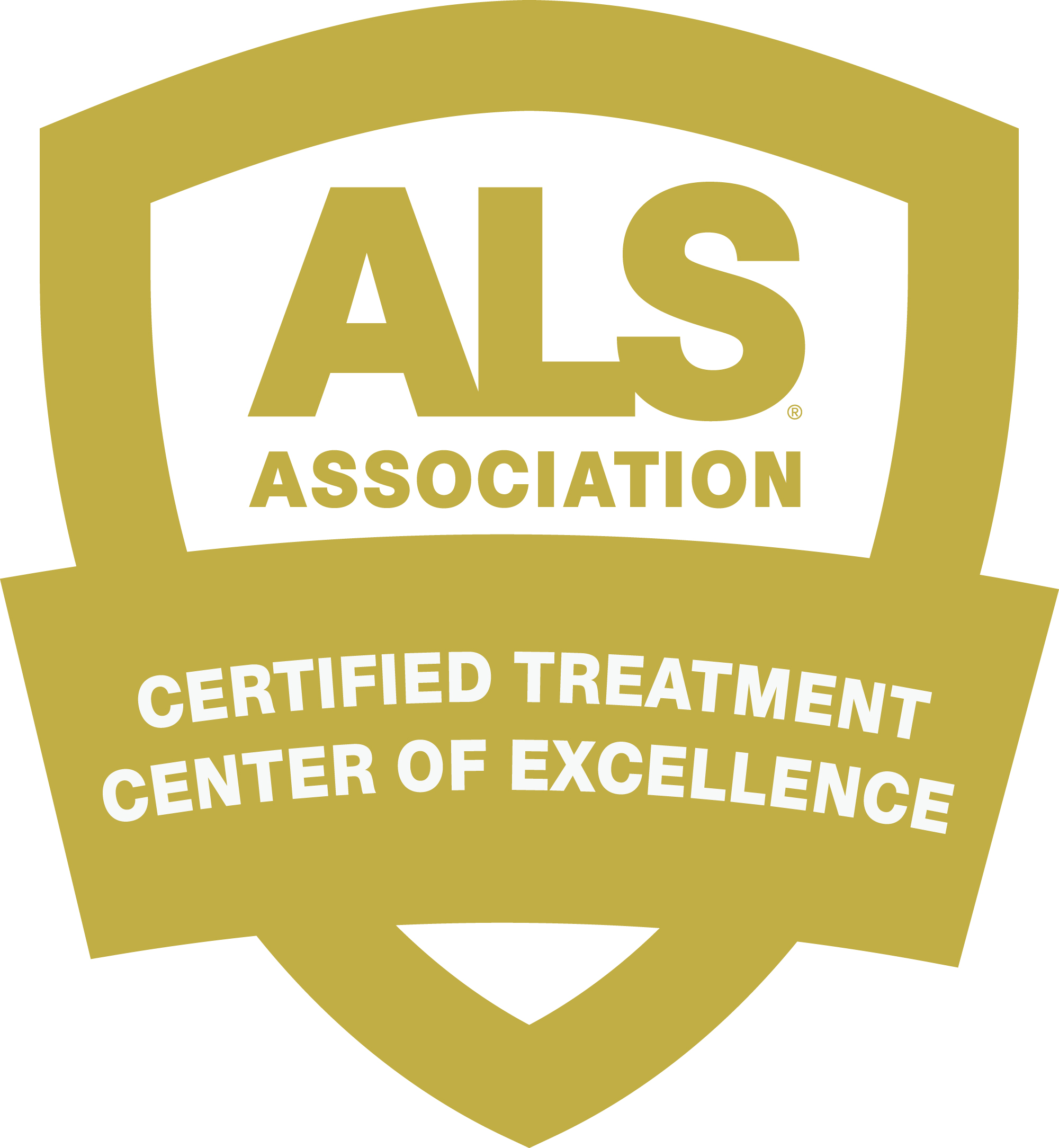 ALS Certified Center of Excellence Gold