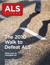 ALS Access March 2010 Cover