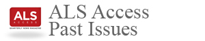 ALS Access Past Issues