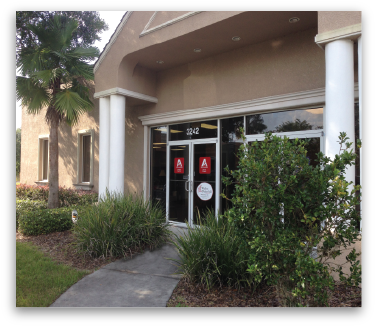 The ALS Association Florida Chapter Office