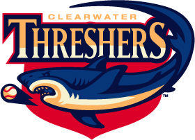 Clearwater Threshers 2016 Logo