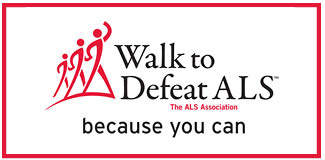 Walk to Defeat ALS Button