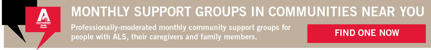 Care Services Support Group Button