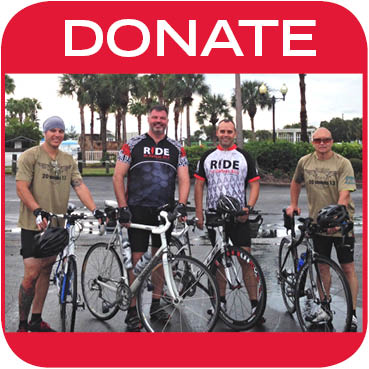 Ride Donate button